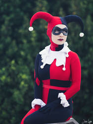 Harley Quinn Cosplay 1 by SNTP