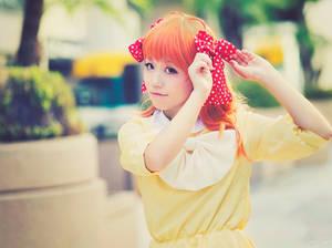 Sakura Chiyo Cosplay
