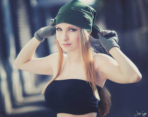 Winry Cosplay 2