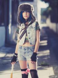 Tank Girl Cosplay 1