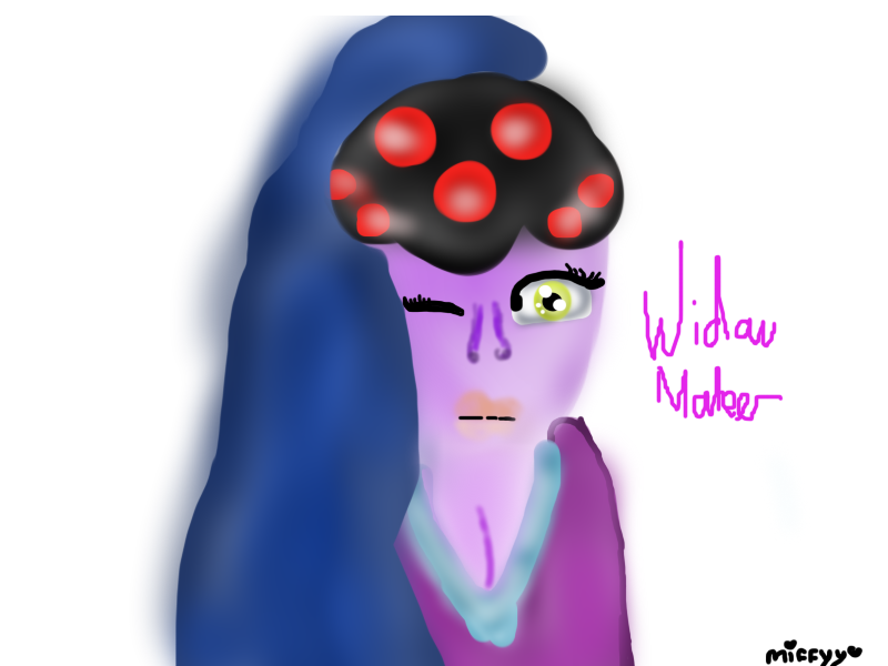 Widowmaker by JellyzBeans