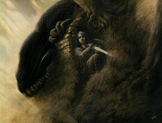 1 - NORSE MYTHOLOGY - RACES and CREATURES:    , by usua on