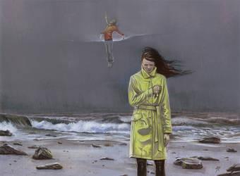 Yellow Coat by alarie-tano