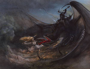 Eowyn and the Witchking