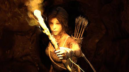 Lara Croft- Explore To Survive
