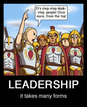 LOLErf: Leadership