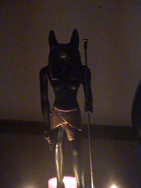 Anubis, God Of Death by redeemerofdarkness