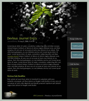 Journal CSS for Str8UpSkills