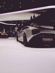 Lamborghini Back - IAA 2013