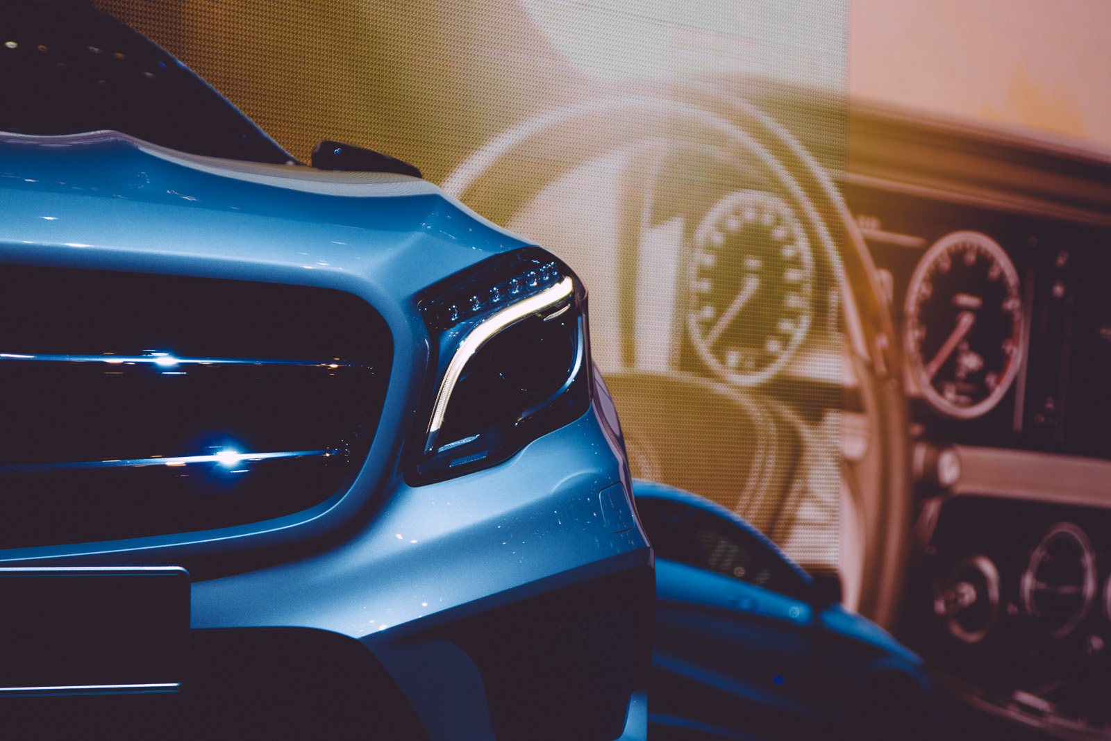 Mercedes GLA - IAA 2013 by synthes