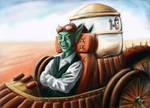 Steampunk Fairytale by antonvandort