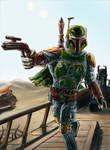 Boba Fett-Trouble on Tattooine