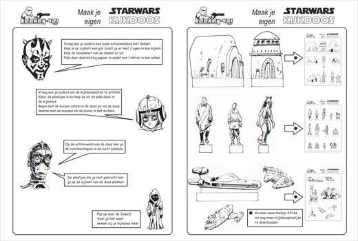 Star Wars diorama article
