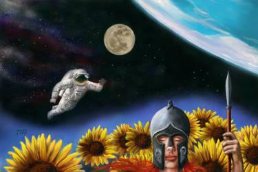 The Astronaut's Dream - 2