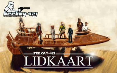 TK Lidkaart 2013 - front