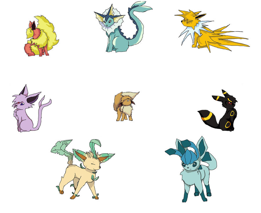 Eevee Evolution Chart Fire Red - Pokemon evolutions chart ...