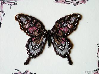 Butterfly by Ognegrivka