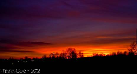 Sunset pt 1 by MissCole