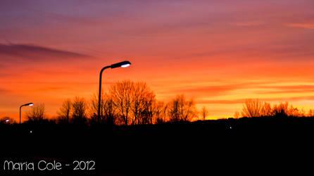 Sunset pt 2 by MissCole