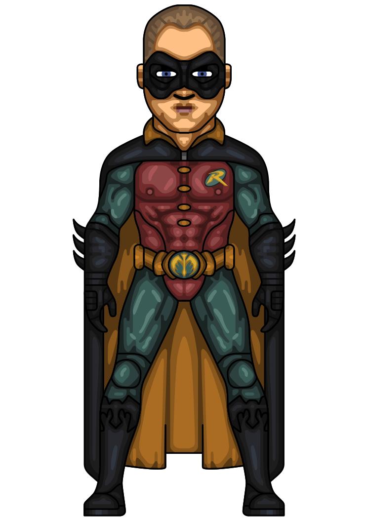 Robin 02 by Wiggykiller