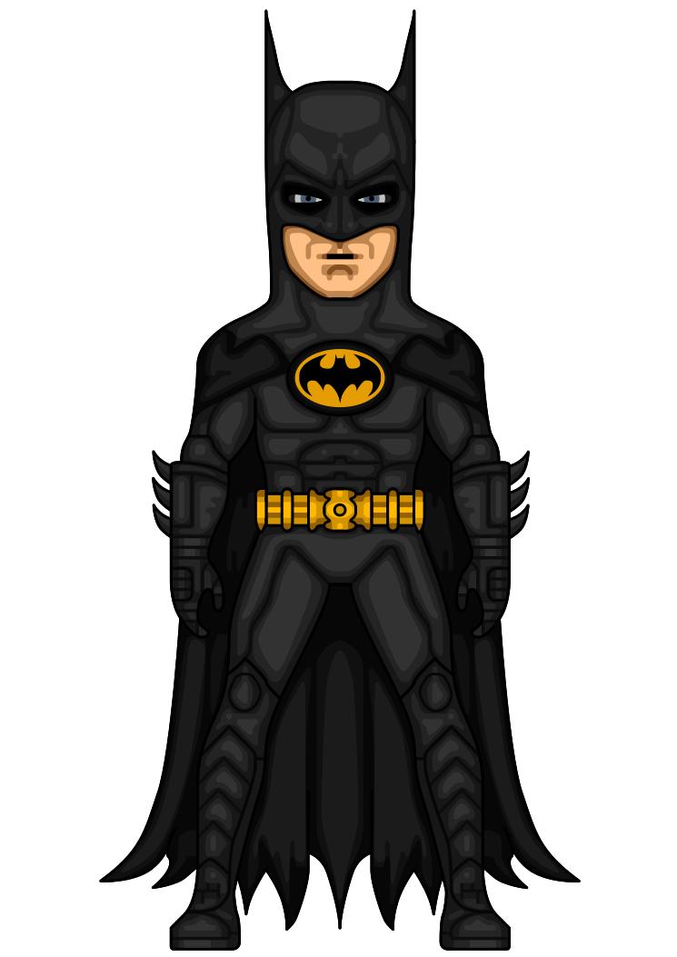 Batman (Keaton) 02 by Wiggykiller