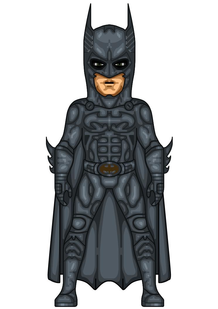 Batman (Kilmer) 02 by Wiggykiller
