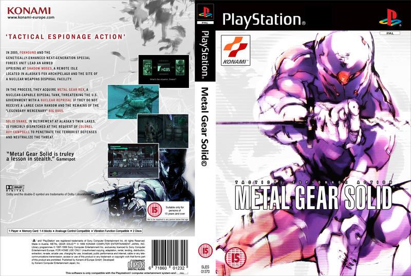 Metal Gear Solid  Don T Hurt Kids