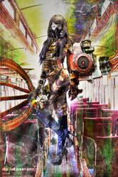 steam woman dream by mooname
