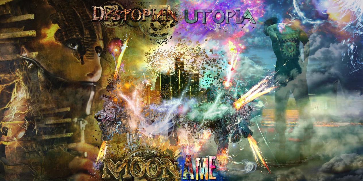 Dystopian Utopia by mooname
