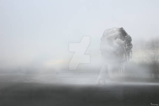 mimicry -2 : remains in the fog and surprises me