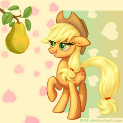 What kind of apple are you? by EL42