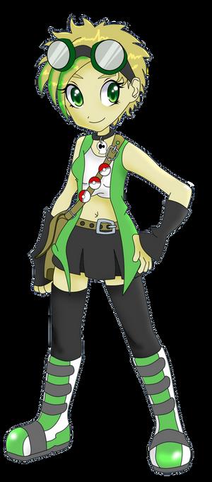 Rhyme Pokemon Trainer