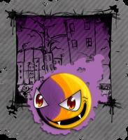 Creepy Gastly Pokemon