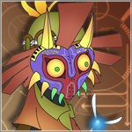 Skull Kid Avatar by Shulky