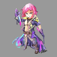 Maeve | Paladins by Dond0n