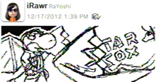 Fox Yoshi by RaYoshi