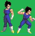 Vegeta fighthing wip by thanewdude07