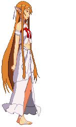 Asuna Yuuki-Queen Titania (ALfheim Online) by thanewdude07