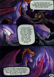 Awakened Volcano - page 64. by LazyDragonAss