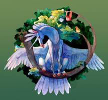 Junicorn - Bird.