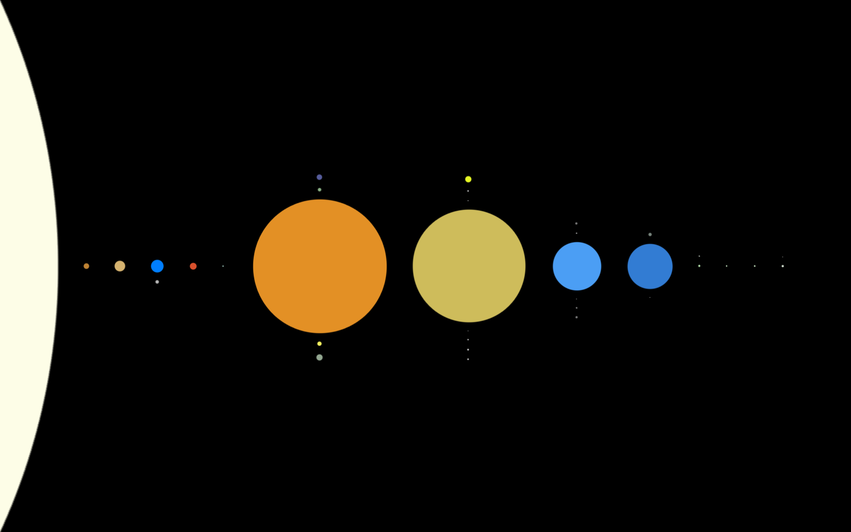 Solar System By StaticDynamic On DeviantArt