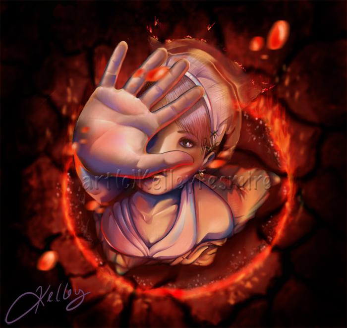 Hell Hath Fury by BlueEyedPerceiver
