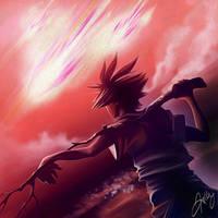 kingdom hearts 3 by BlueEyedPerceiver