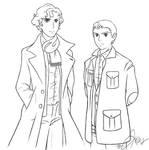Sherlock: Miyazaki