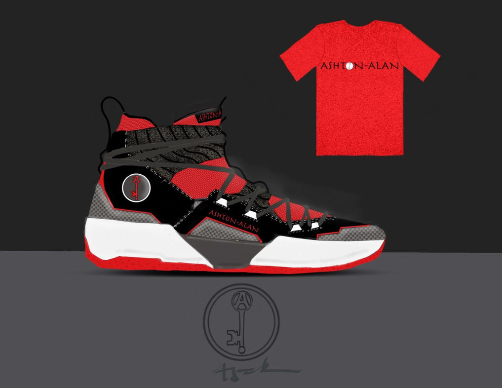 Concept Sneaker by AQdblE