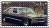 impala '67 stamp by gyenes