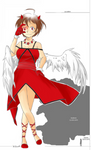 Kadirine - Goddess of Love by Nabashi-Lazy