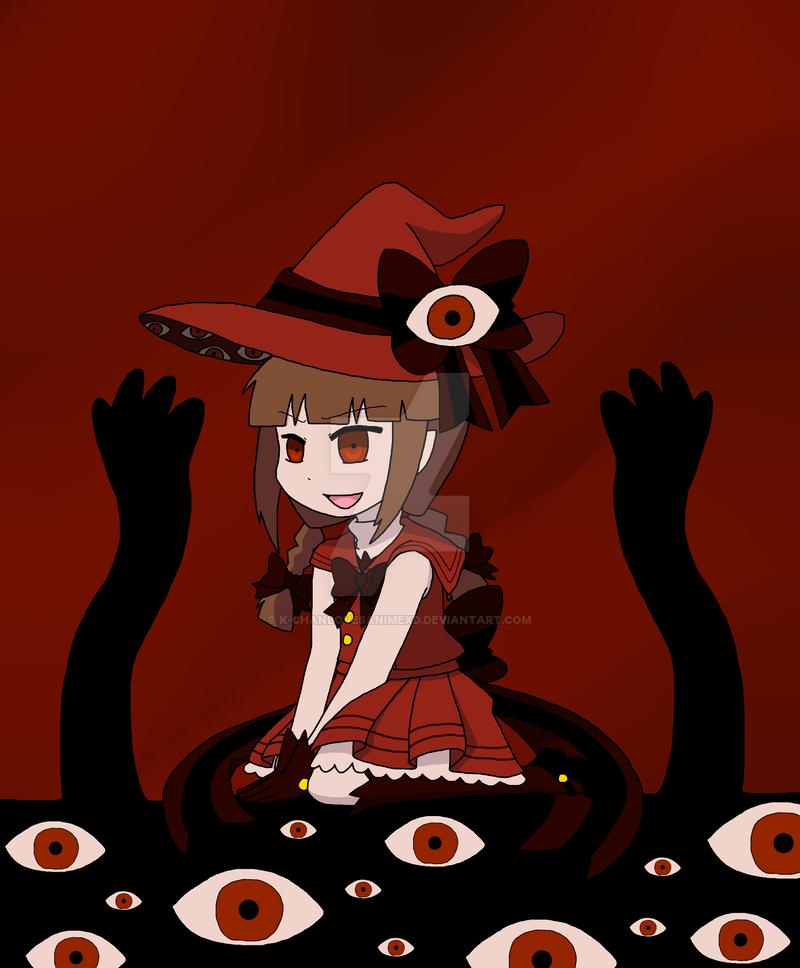 Wadanohara- Red Fate by K-chanLovesAnimeXD