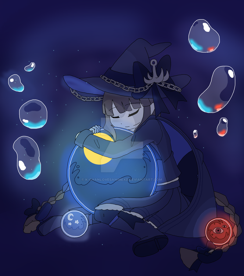 Wadanohara- In the End... by K-chanLovesAnimeXD