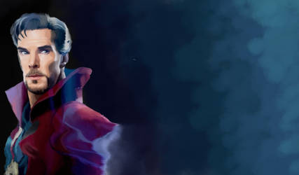 Doctor Strange by Lisly227